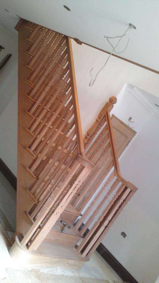 Pars Joinery Staircase